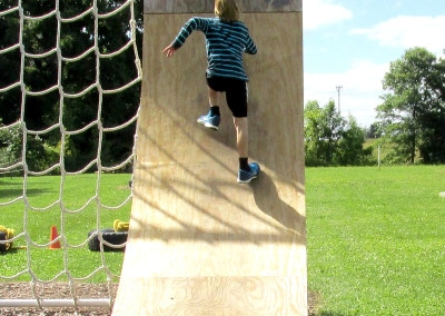 Zander warped wall1