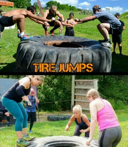 TIRE JUMPS